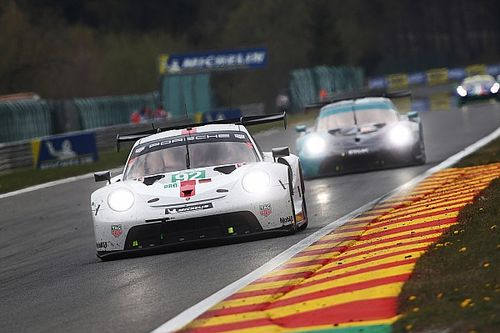 "Estre: Porsche Spa WEC triumph was ""extremely stressful"""