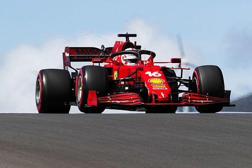 """Leclerc: """"Il quinto posto era alla portata"""""""