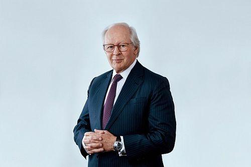 Graham Stoker presenta su candidatura a la presidencia de la FIA