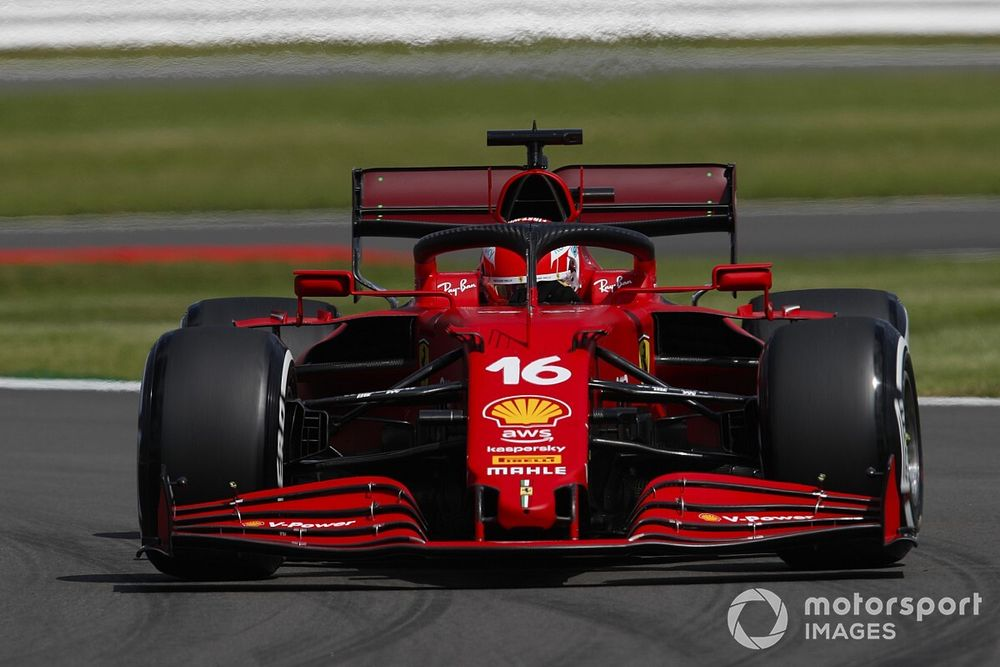 Tampil Solid dalam Q3, Leclerc Siap Hadapi Sprint Race