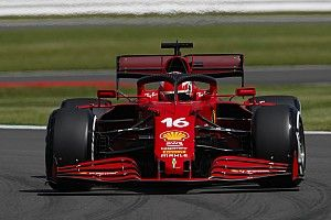 """Leclerc: """"Bello andare in pista con poca preparazione"""""""