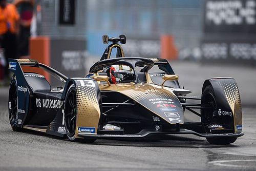 New York E-Prix: Da Costa tops final Formula E practice with lap record