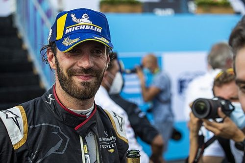 """Vergne: """"Good thing to be sad"""" over missed New York Formula E win"""