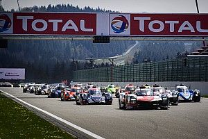 WEC set for largest grid since 2012 at Monza