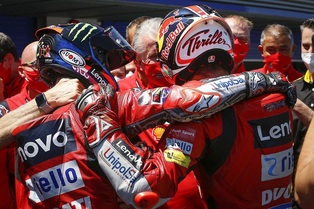 "Miller: ""Si Ducati acertó o no conmigo y con Bagnaia se verá a final de año"""