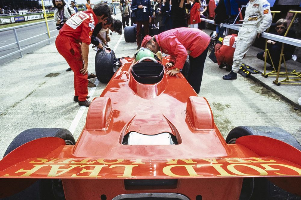 How Chapman obsessions lifted and limited Lotus post-Clark