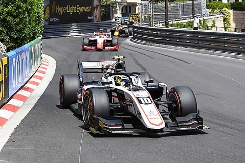 F2モナコ:レース3はプルシェールがポール・トゥ・ウィンでF2初勝利。佐藤万璃音は14位