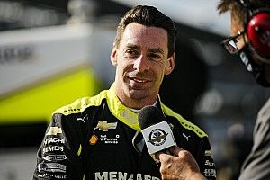 """Confident Pagenaud thrilled by car: """"She's a beauty!"""""""