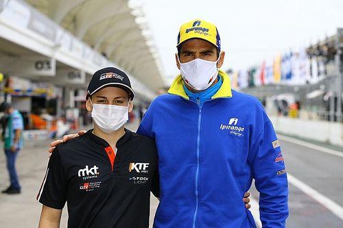 Pedro Ferro é o segundo mais rápido em treino livre da GT Sprint Race em Goiânia