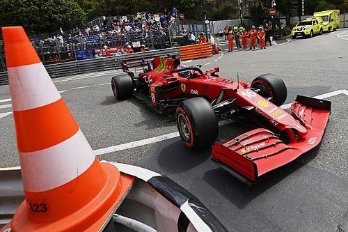 GALERÍA: fotos del sábado del GP de Mónaco de F1
