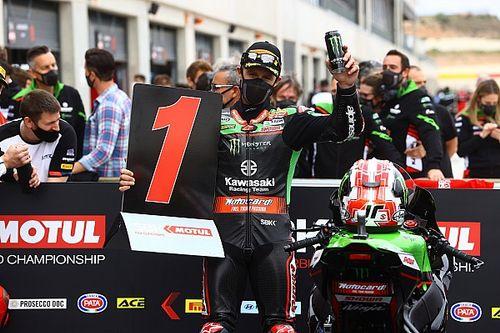 Aragon WSBK: Rea sets new lap record to claim pole position