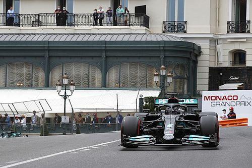 Hamilton: ganar Mónaco está fuera del alcance