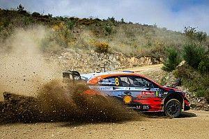 WRC, Rally Portogallo, PS7: Tanak in testa, Neuville sbatte!