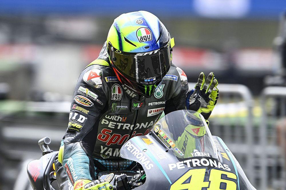 MotoGP - Rossi: Meu futuro não depende da Yamaha mas de resultados, que não estão bons