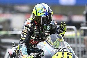 """Rossi: """"Mi futuro no depende de Yamaha sino de los resultados, que no han sido buenos"""""""