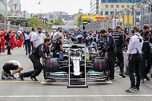 """Mercedes : """"Beaucoup de choses ne fonctionnent pas aussi bien qu'avant"""""""