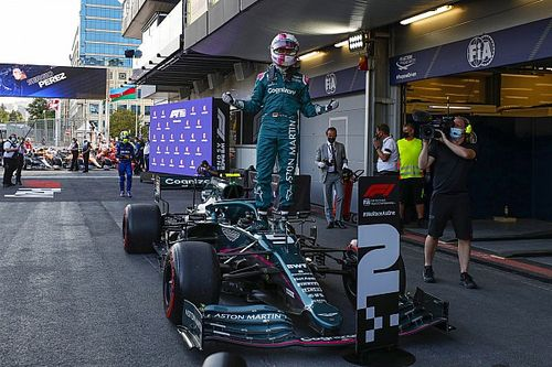 Vettel Terkejut Bisa Raih P2 di Baku