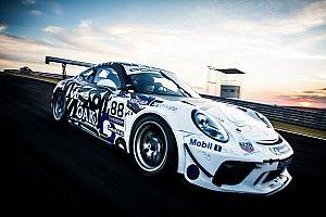 Primeiro piloto carbono zero no grid, Georgios Frangulis faz mais de 150 km com o Porsche #88