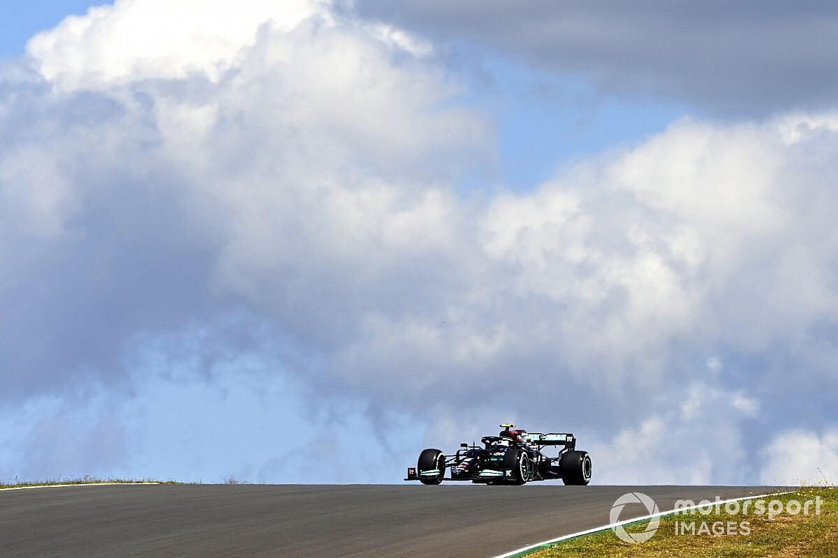 F1 Portuguese GP: Bottas fastest from Verstappen in opening practice
