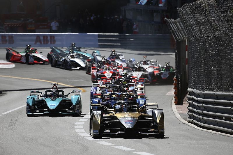 Formula E pressing on with electric junior championship ladder
