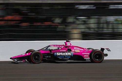 Indy 500: Harvey heads practice, Penske struggles continue