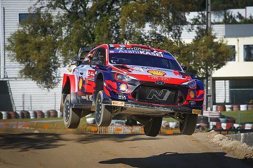 ES1 à 3 - Dani Sordo et Hyundai au-dessus du lot au Portugal