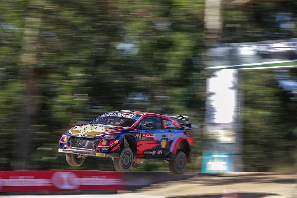 WRC, Rally Portogallo, PS6: Tanak di un soffio su Neuville