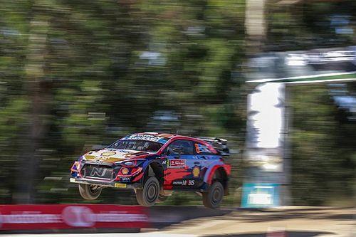 Las mejores fotos del viernes del Rally de Portugal del WRC 2021