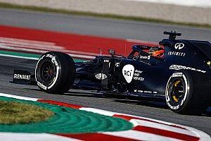 رينو: فرق الفورمولا واحد محقة في خفض ارتكازية سيارات 2021 لمساعدة بيريللي