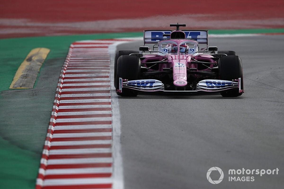 """McLaren, """"pembe Mercedes"""" Racing Point RP20'yi protesto etmeyecek"""