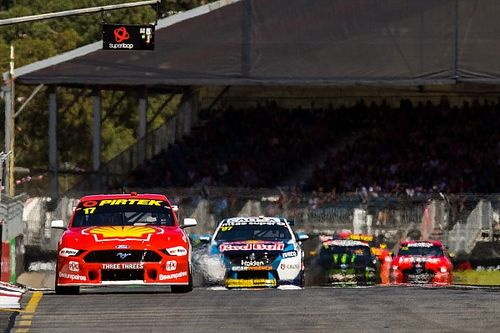 Supercars inks five-year Sky NZ TV deal