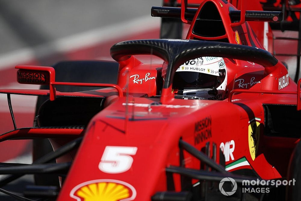 Ferrari considered DAS-style system in the past