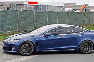 Visszatért a Tesla Nürburgringre