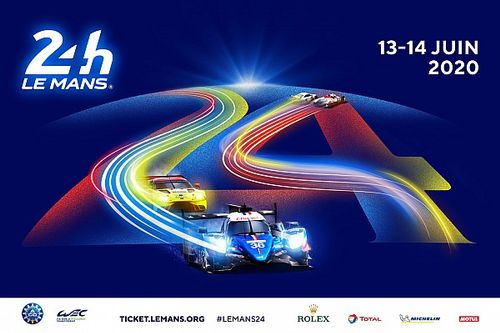Nouvelle affiche et nouvel horaire pour les 24H du Mans 2020