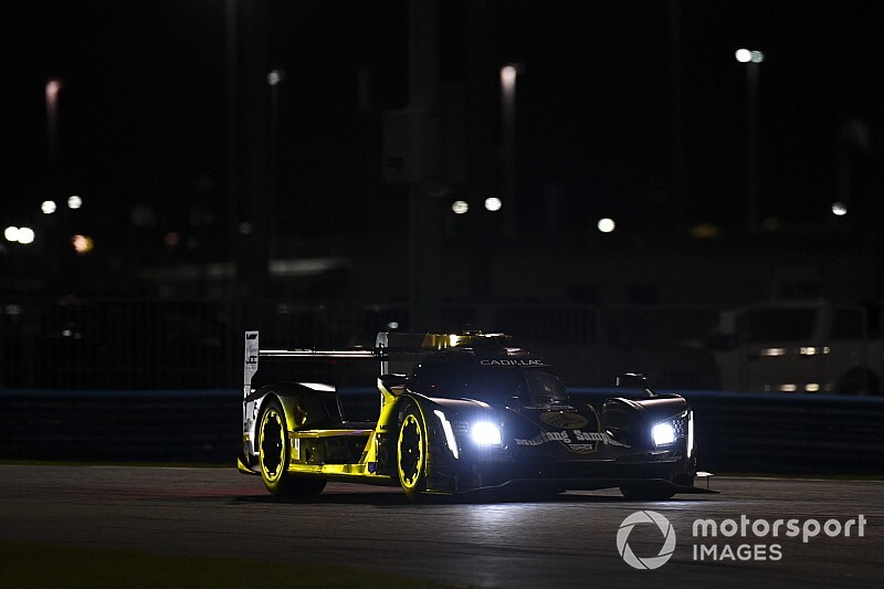 Rolex 24, Hour 12: JDC-Miller Cadillac leads at halfway