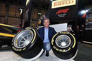 """Pirelli: """"18 inçlik lastikler beğenilmese de kullanılacak"""""""