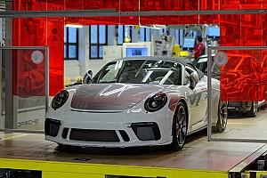 La dernière Porsche 911 (991) est sortie des lignes de production