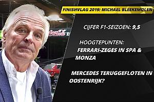 Finishvlag: Bleekemolen over F1 2019, Verstappen en Oostenrijk-uitspraak