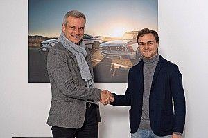 Auer, BMW ile DTM'e dönüyor