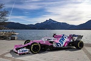 Racing Point tłumaczy rozstanie ze SportPesą