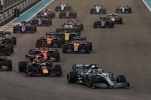 Campeonato: El ranking después del GP de Abu Dhabi