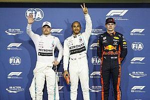 "Verstappen: ""Dimos todo lo que tenemos, pero Mercedes domina aquí"""