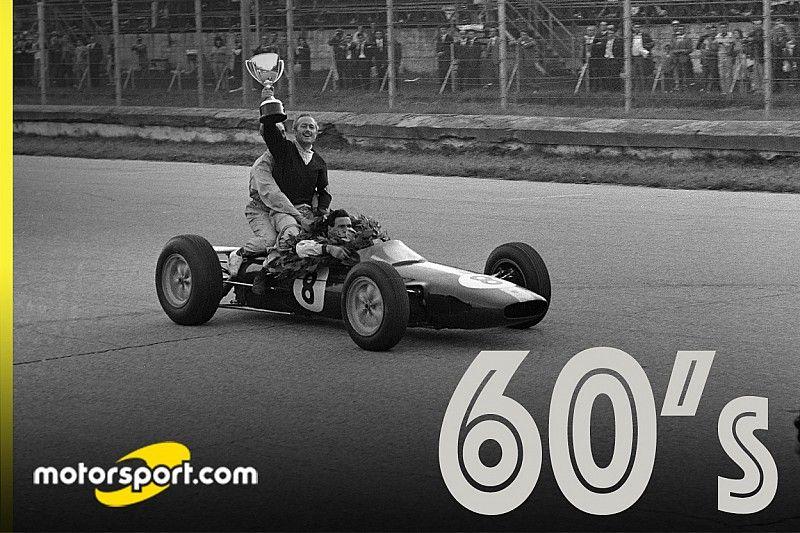 Galería: los campeones del mundo de la década de los 60's