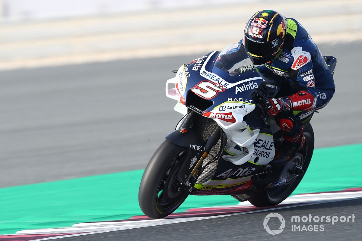 "Avintia ""counting on keeping"" Zarco amid Pramac rumours"