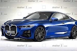 2020 BMW 4 Serisi'nin hayali tasarımına bir bakın