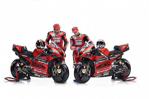 Ducati представила раскраску мотоциклов 2020 года
