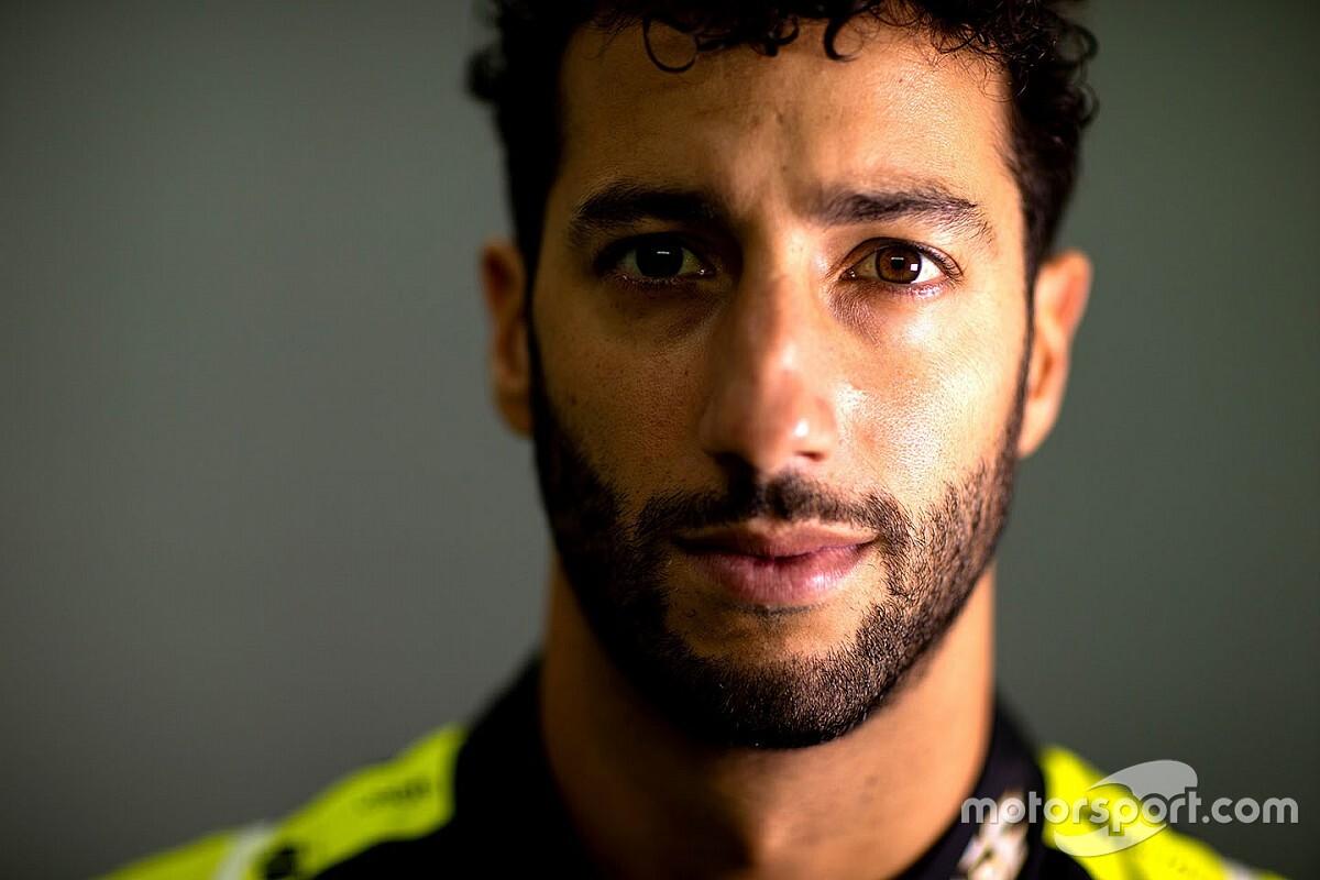 Ricciardo jest gotowy na walkę