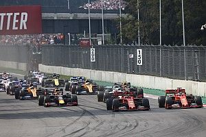 Mexican Grand Prix driver ratings