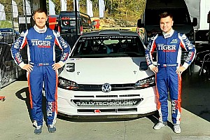Kasperczyk wsiada do Polo R5