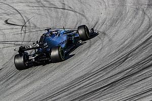 Bottas egy majdnem körrekorddal vezet Barcelonában, jövőre repülhet a DAS, motorcsere a Ferrarinál